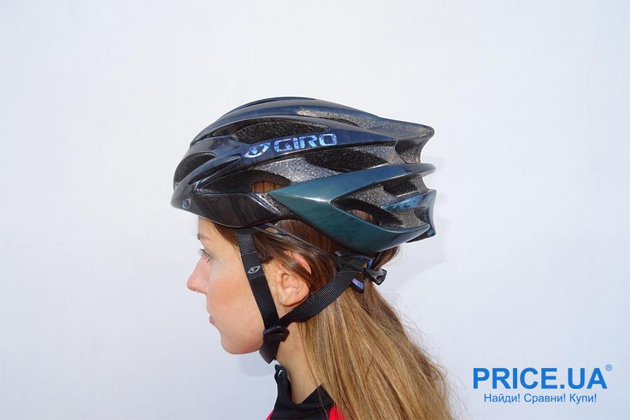 Список вещей, которые нужны для длинной велопрогулки. Шлем