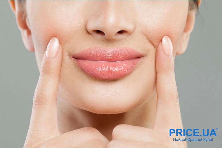 Сухая кожа- эффект изоляции?  Уход за губами