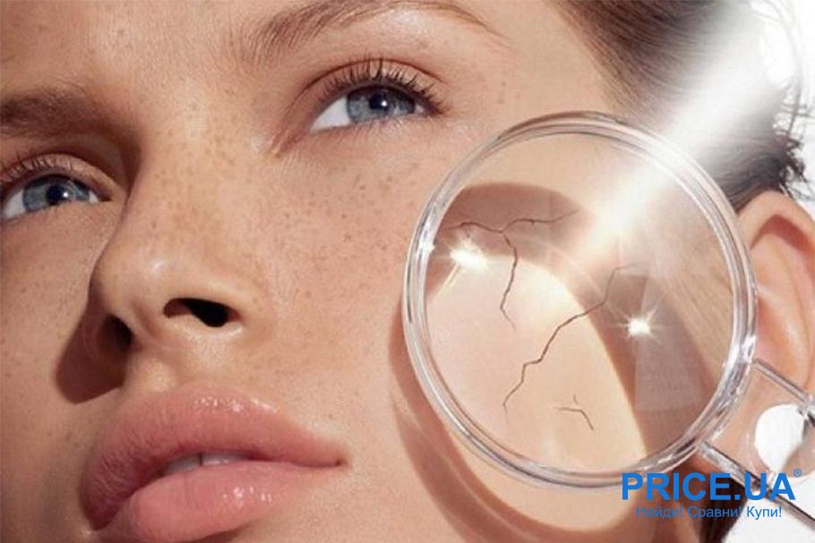 Сухая кожа- эффект изоляции? Как бороться. Важны кремы