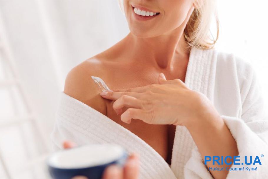 Сухая кожа- эффект изоляции? Как бороться.  Кремы для тела