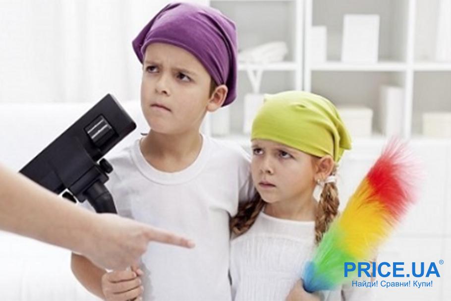 Советы,как приучить ребенка к порядку.  Чего не стоит делать