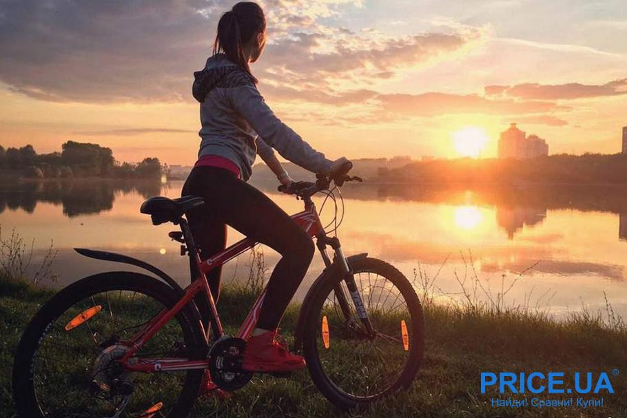 Советы по выбору велосипеда. Определите цели использования