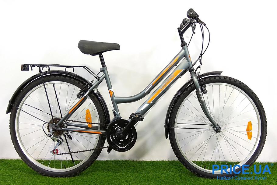 Советы по выбору велосипеда. Городской