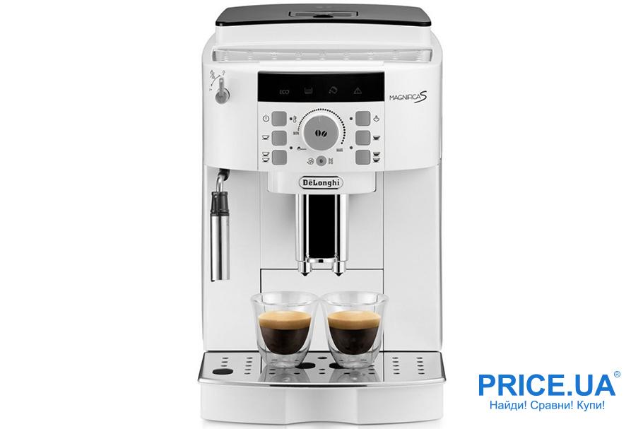 Рейтинг кофемашин-автоматов для дома: топ-10. Delonghi ECAM 22.360