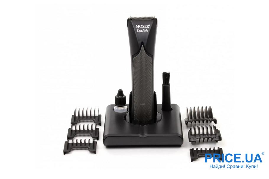 Лучшие модели триммеров для волос. Moser 1881-0051
