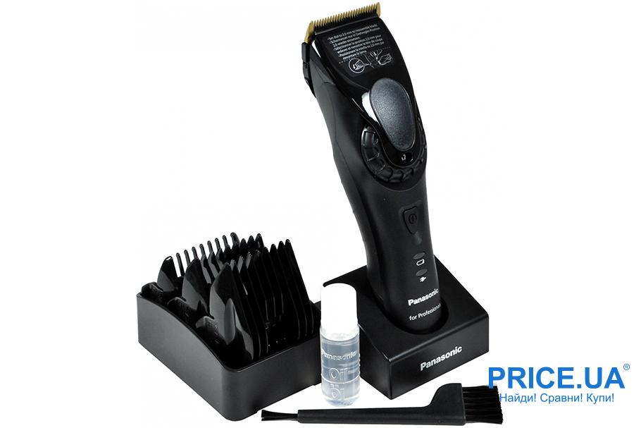 Лучшие модели триммеров для волос. Panasonic ER-GP80