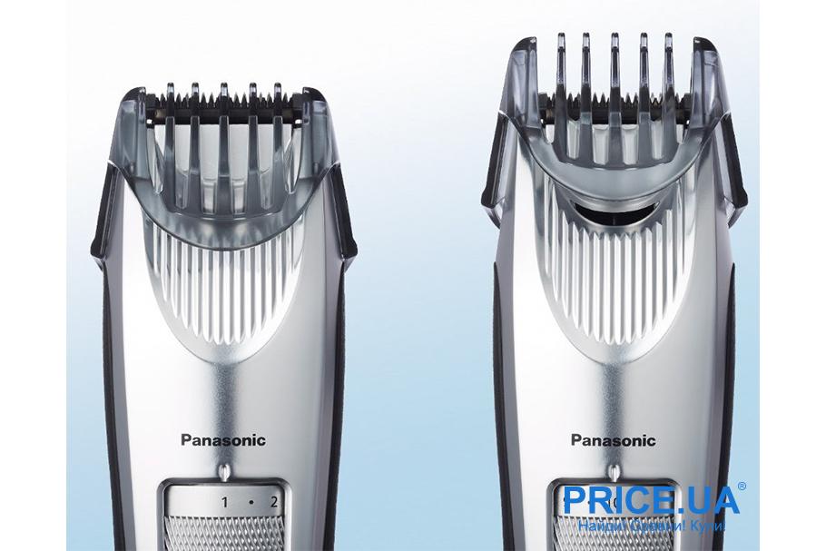 Лучшие модели триммеров для волос. Panasonic ER-SB60