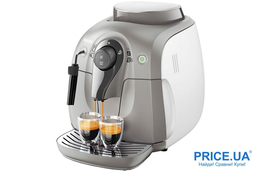 Рейтинг кофемашин-автоматов для дома: топ-10. Philips HD 8649
