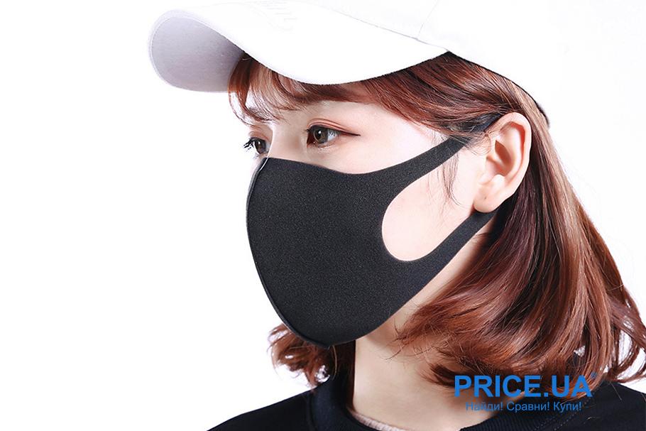 Сшить самому маску: лайфхак. Неопреновая