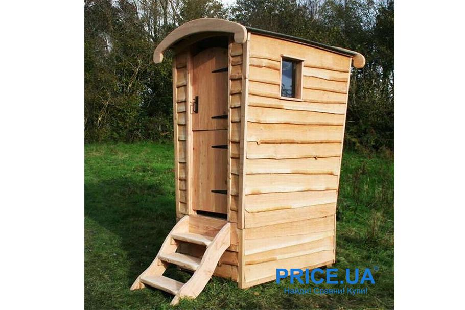 Туалет на даче собственными силами: лайфхак. Нормы установки