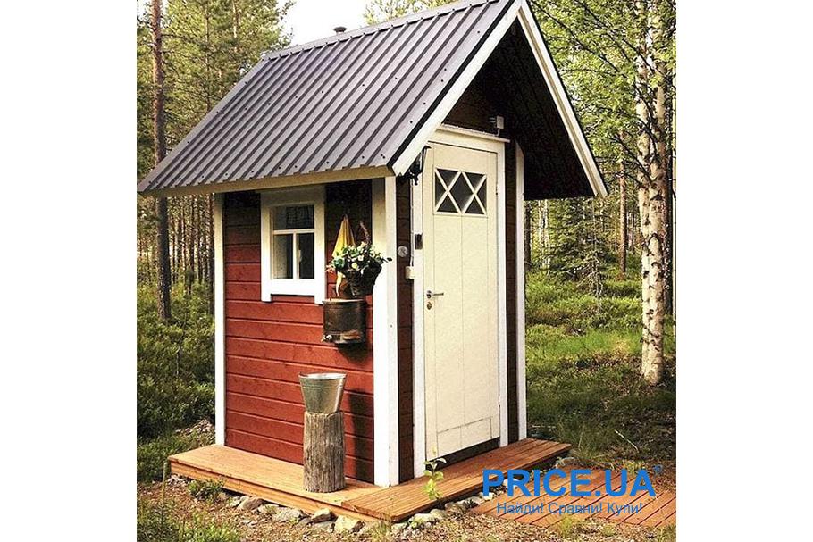 Туалет на даче собственными силами: лайфхак. Типы построек