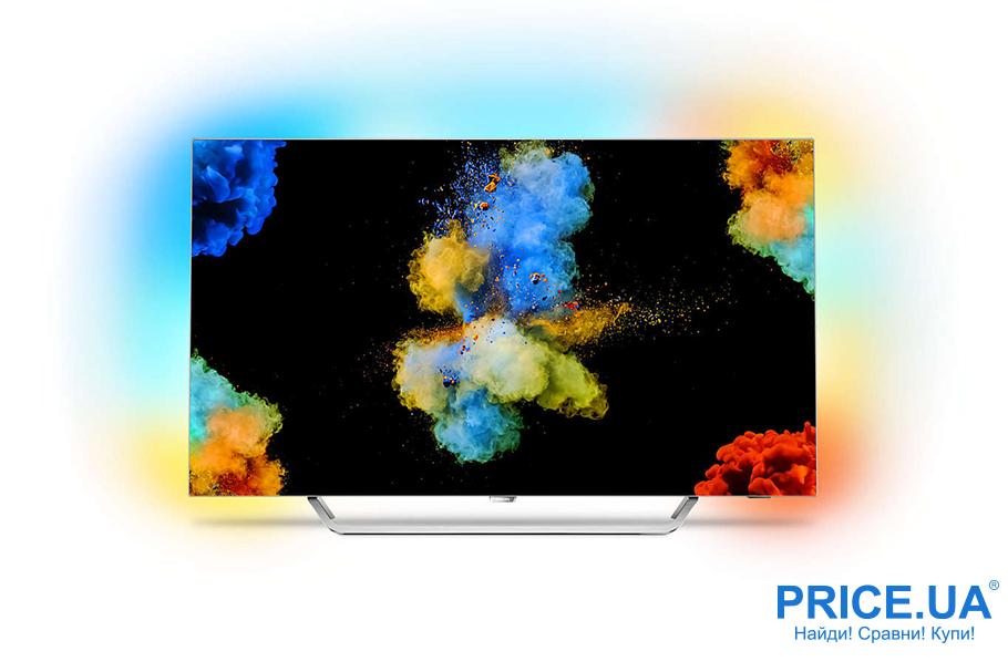 Телевизоры Philips VS Sony. Philips 55POS9002