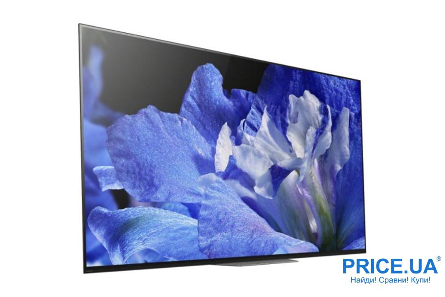 Телевизоры Philips VS Sony. Sony KD-55AF8