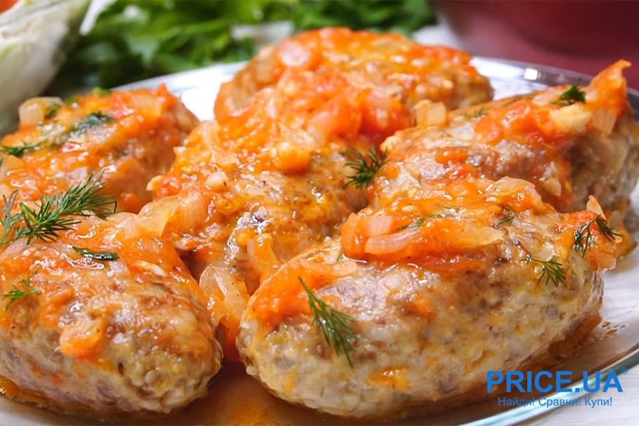 Вкусные блюда из гречки.Гречаники