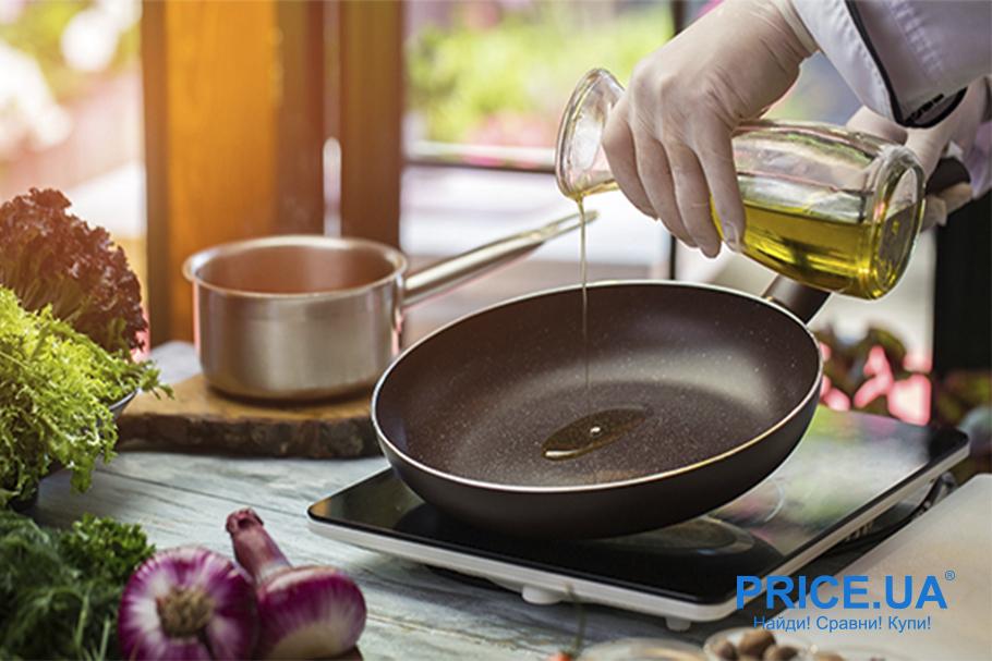 Оливковое масло: как выбрать для жарки?