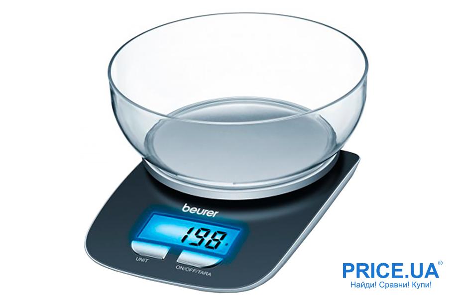 Кухонные весы: как выбрать точные? Разновидности