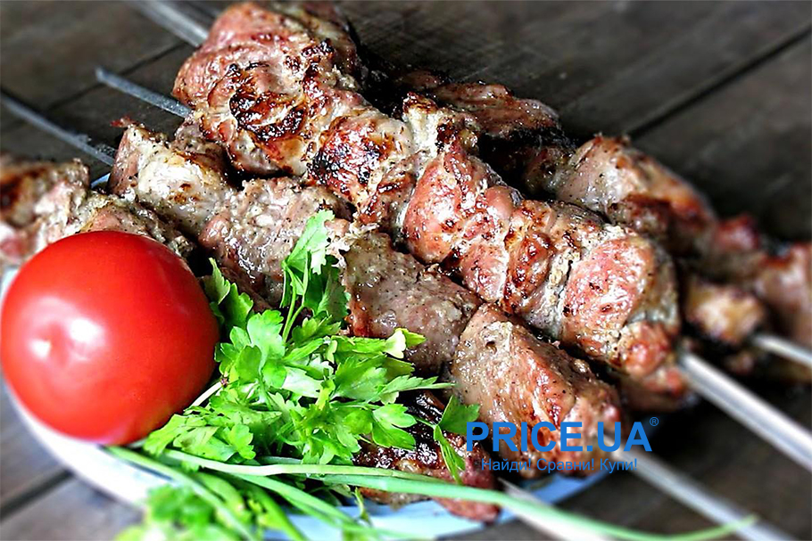 Топ-8 лучших маринадов для шашлыка из свинины