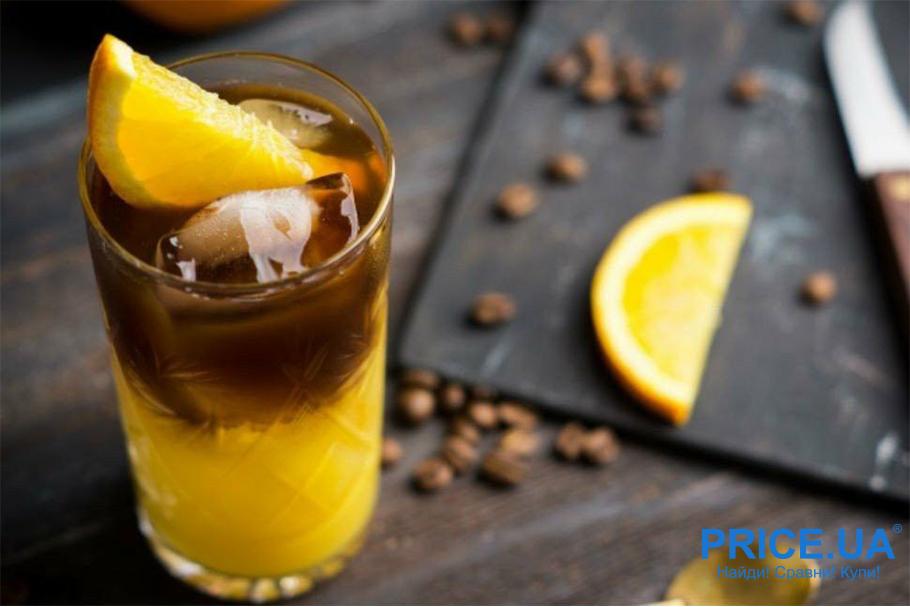 Освежающие летние коктейли на основе кофе. Шмель
