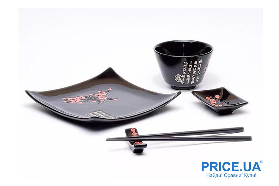 Идеи презентов в знак благодарности. Посуда для суши