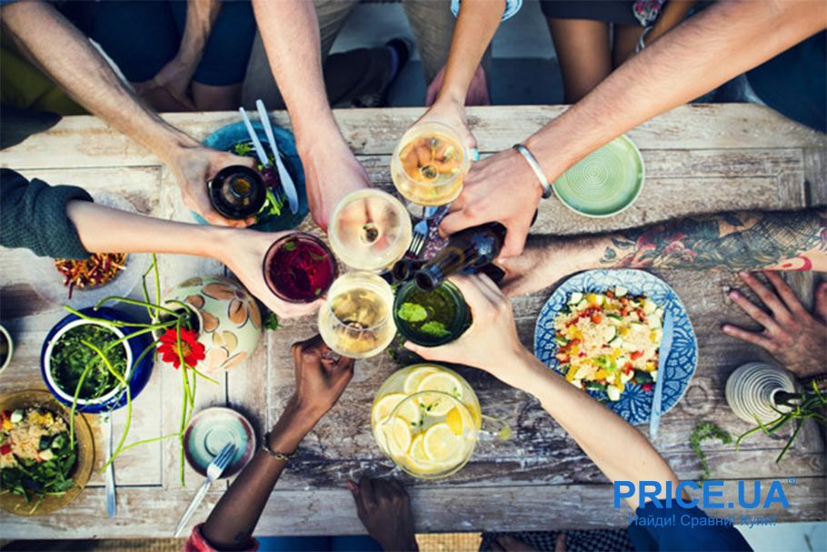Как подготовить летнюю вечернику? Еда