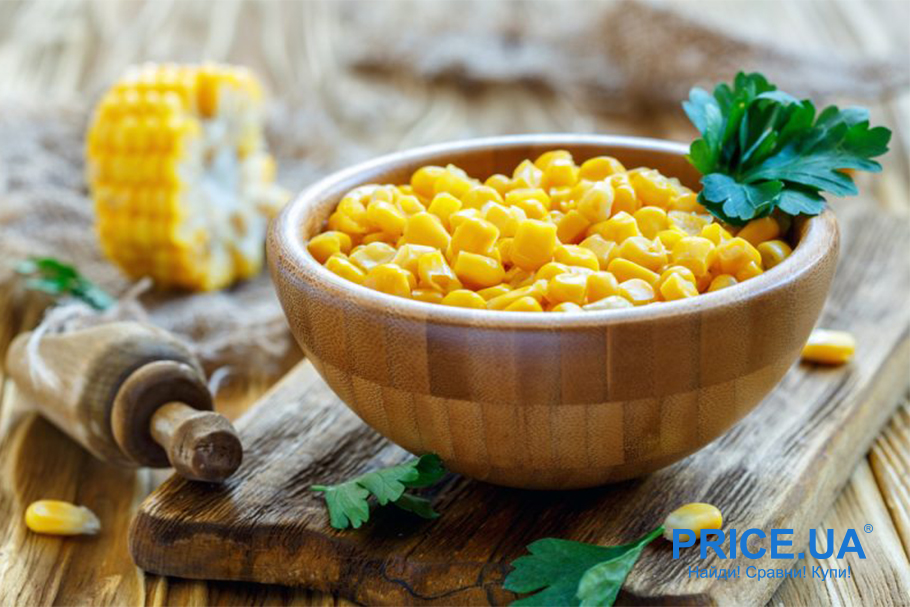 Как правильно замораживать кукурузу на зиму.  По зернышку - порционно