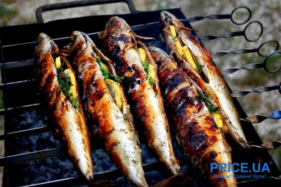 Секреты маринования рыбы для мангала.  Пивной маринад