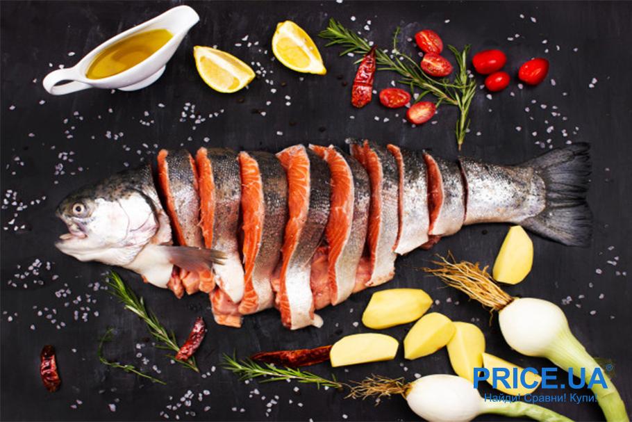 Секреты маринования рыбы для мангала.  Правильные специи