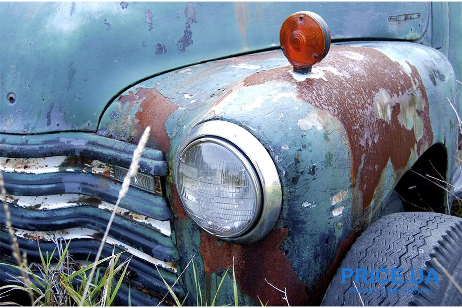 Автомобиль-утопленник: как узнать. Где может скрываться ржавчина