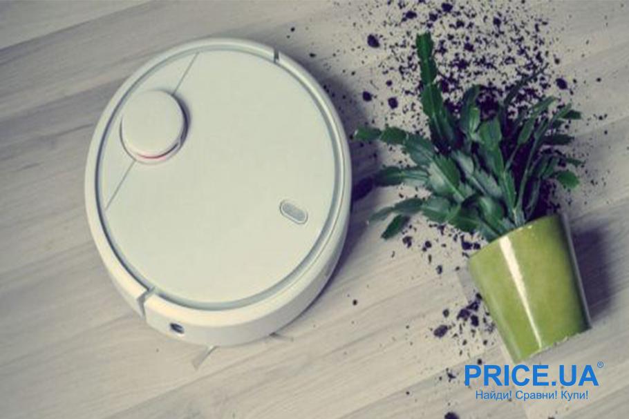 Робот-пылесос vs обычный. Влажная уборка