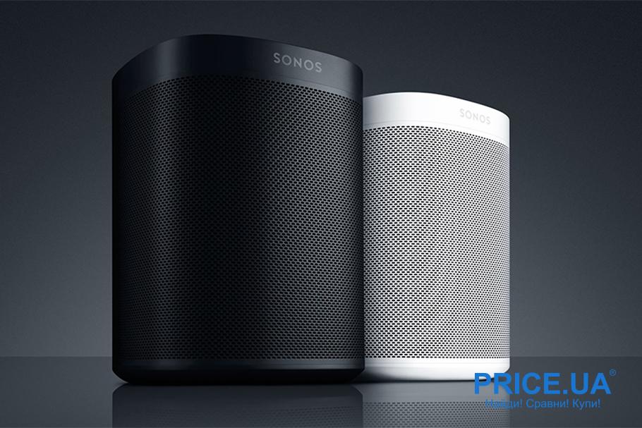 Топ голосовых помощников: какой выбрать. Sonos One (Alexa и Google Assistant)