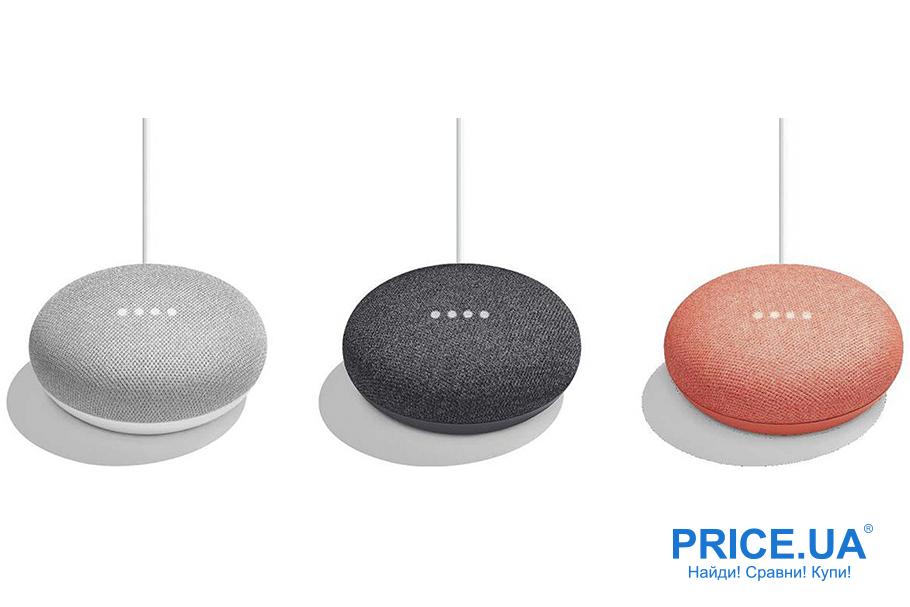 Топ голосовых помощников: какой выбрать. Google Home