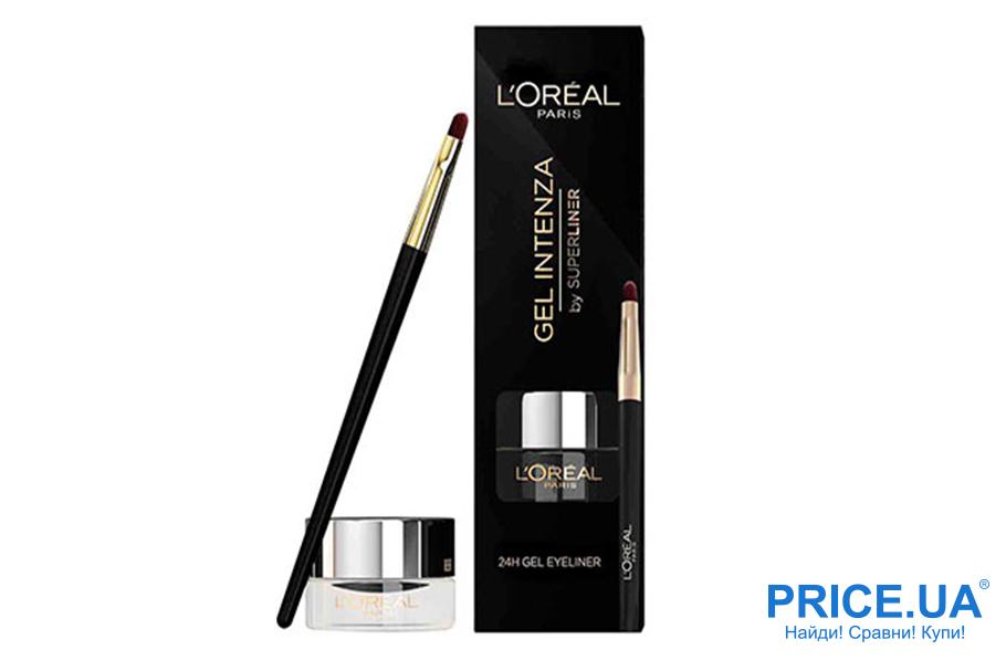 Лайфхак по созданию красивых стрелок. L'Oréal Paris Superliner