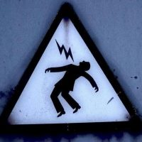 Что делать, если ударило током