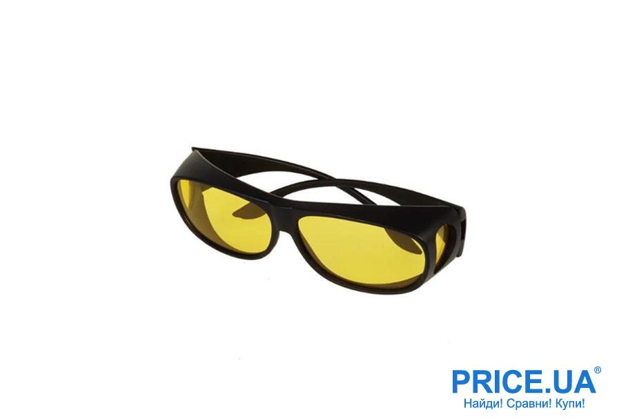 Что подарить на День автомобилиста: антибликовые солнцезащитные очки