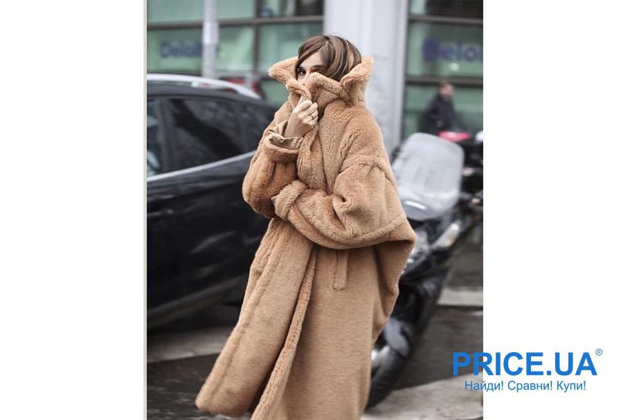 """Тренды 2020. """"Пальто из Тедди"""": как выбрать и с чем носить"""