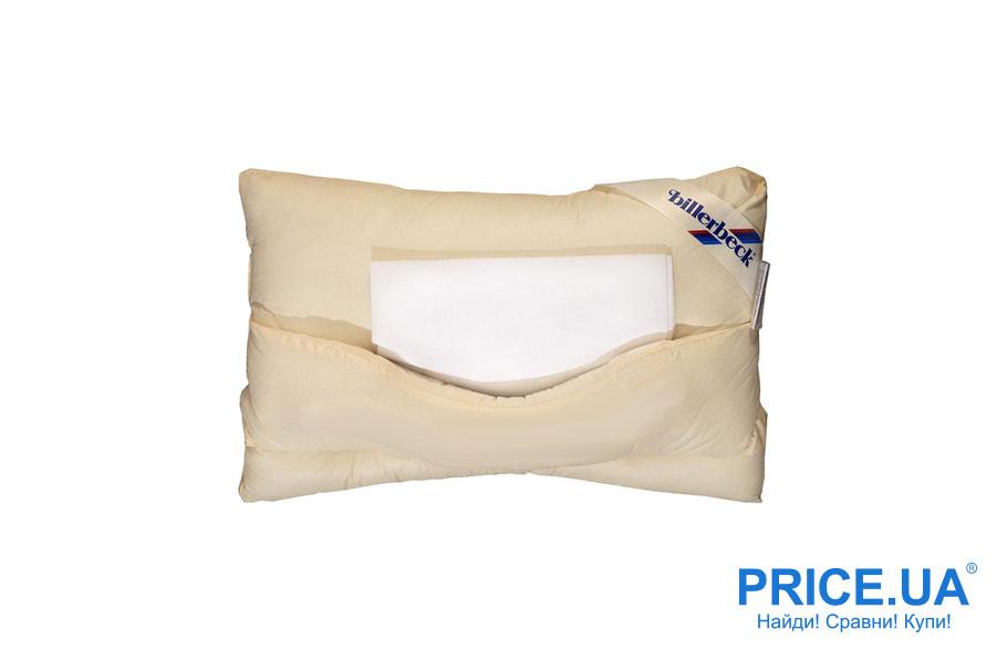 Топ-6 лучших ортопедических подушек для взрослых