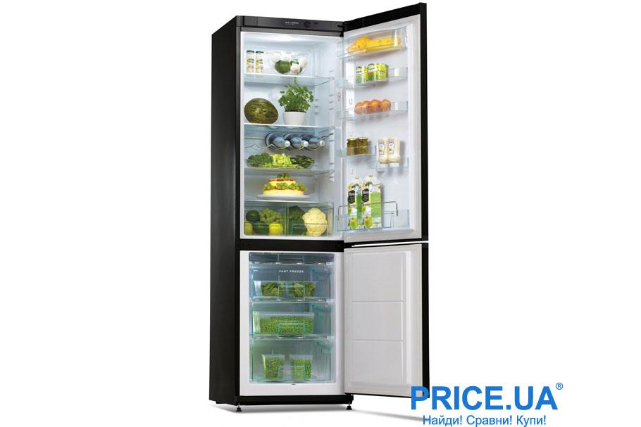 Топ лучших многокамерных холодильников