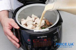 Особенности приготовления блюд в мультиварке