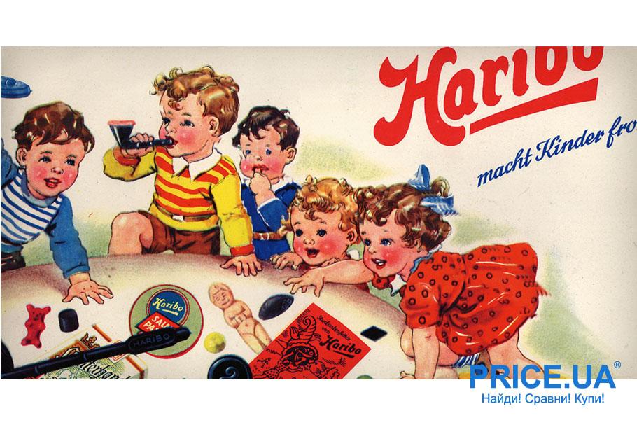 Мишки со столетней историей: бренд Haribo