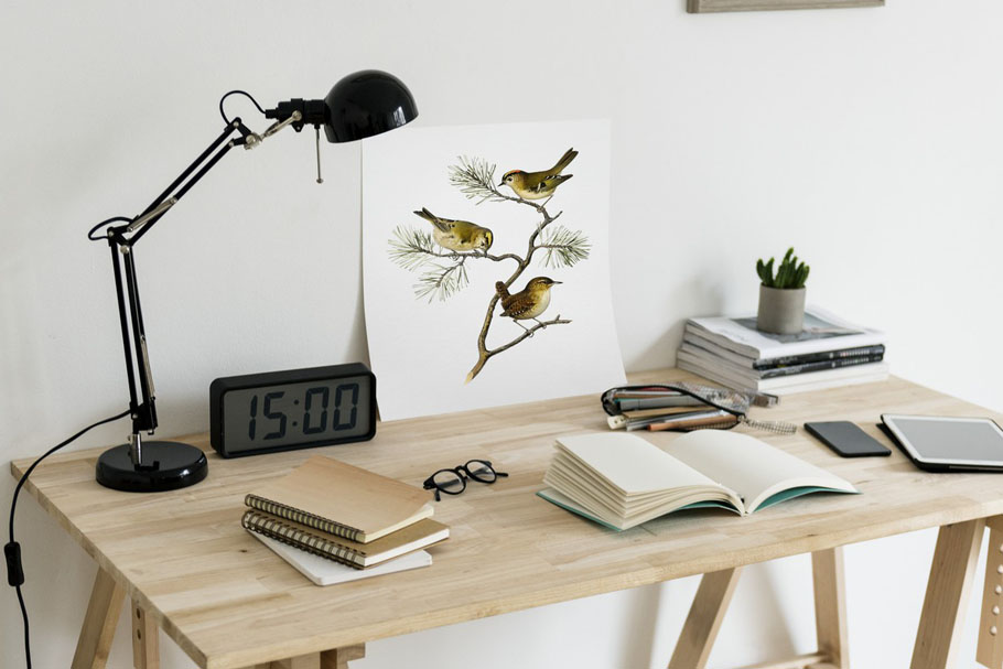 10 лучших настольных ламп