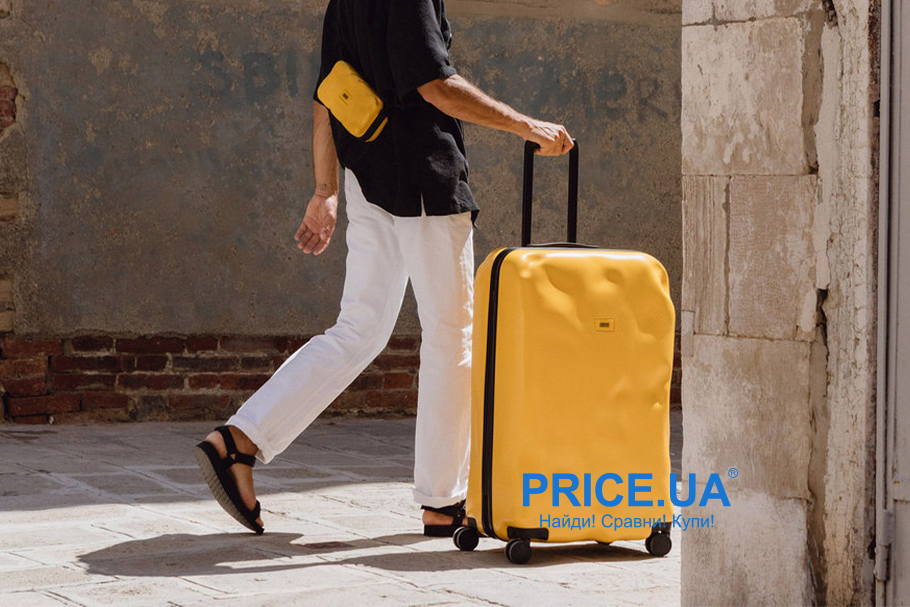 История мятого чемодана: бренд Crash Baggage