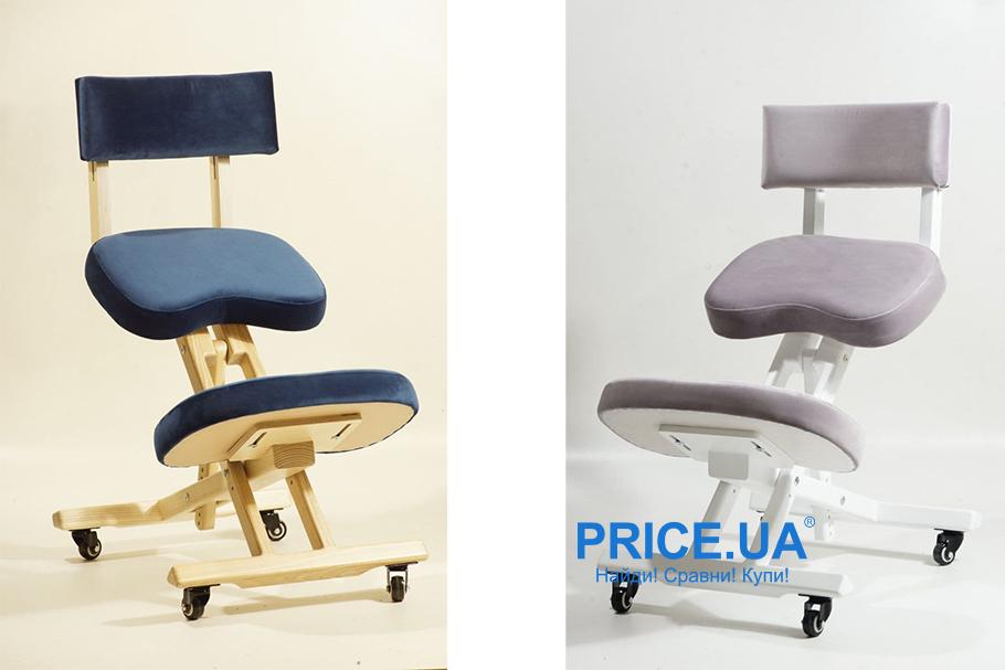 Коленные стулья – новомодная выдумка?